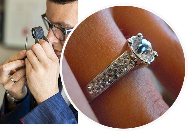 vendere diamanti da investimento